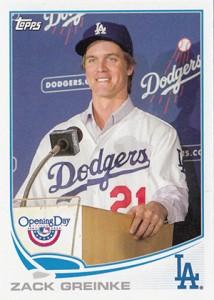 2013 Topps Opening Day Baseball Variations Short Prints Guide 3