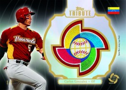 2013 Topps Tribute World Baseball Classic Edition Baseball Cards 5