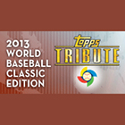 2013 Topps Tribute World Baseball Classic Edition Baseball Cards