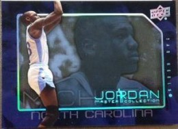 2013 Upper Deck Michael Jordan Master Collection Basketball Cards 32