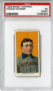 T206 Honus Wagner Fetches Record-Breaking $2.1 Million 1