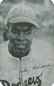Top 12 Most Amazing Jackie Robinson Vintage Cards 1