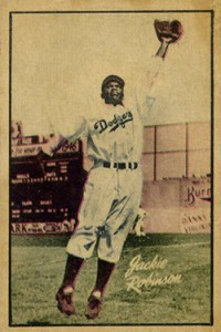 Top 12 Most Amazing Jackie Robinson Vintage Cards 6