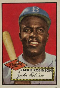 Top 12 Most Amazing Jackie Robinson Vintage Cards 7