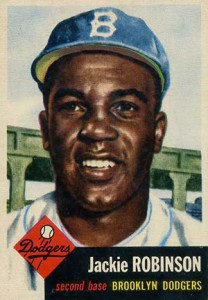 Top 12 Most Amazing Jackie Robinson Vintage Cards 8