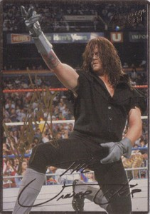 Undertaker Cards and Memorabilia Guide 3
