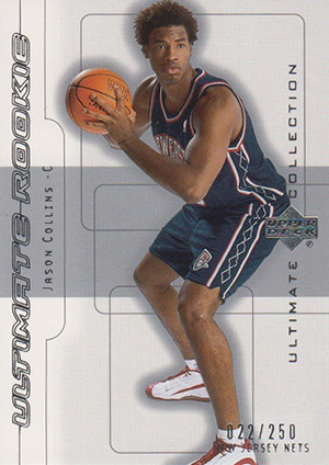 Jason Collins Cards - What's Next? 23