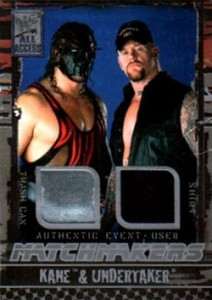 Undertaker Cards and Memorabilia Guide 5