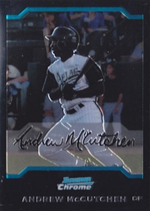 Andrew McCutchen Cards and Autographed Memorabilia Guide 3