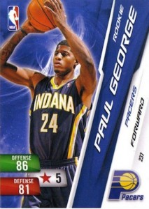 Paul George Rookie Cards and Memorabilia Guide 2