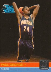 Paul George Rookie Cards and Memorabilia Guide 4