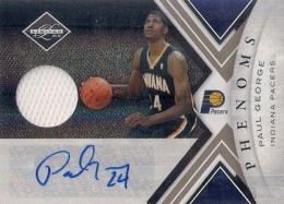 Paul George Rookie Cards and Memorabilia Guide 6