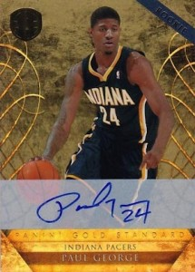 Paul George Rookie Cards and Memorabilia Guide 7