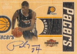 Paul George Rookie Cards and Memorabilia Guide 8