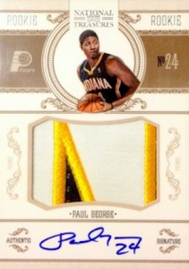 Paul George Rookie Cards and Memorabilia Guide 11