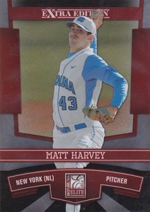 Matt Harvey Cards, Rookie Cards and Autograph Memorabilia Guide 30