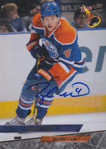 2012-13 Fleer Retro Hockey Autograph Short Prints 3