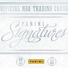 2012-13 Panini Signatures Basketball Cards