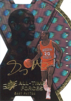 2012-13 Upper Deck All-Time Greats Basketball Cards 3