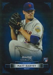 2012 Bowman Sterling Matt Harvey RC