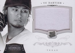 Yu Darvish Baseball Cards and Autograph Memorabilia Guide 5