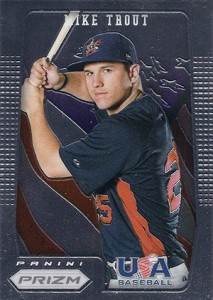2012 Panini Prizm Baseball Looks Back at Prominent USA Baseball Alumni 1