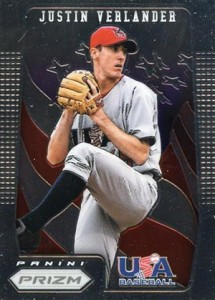 2012 Panini Prizm Baseball Looks Back at Prominent USA Baseball Alumni 3