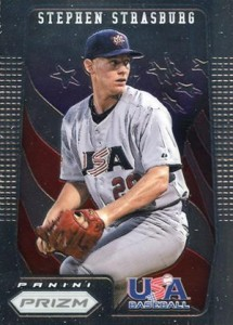 2012 Panini Prizm Baseball Looks Back at Prominent USA Baseball Alumni 4