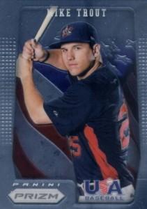 2012 Panini Prizm Baseball Cards 10