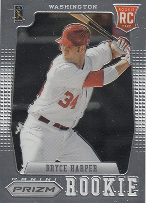 Bryce Harper Rookie Cards Checklist and Autograph Buying Guide 6