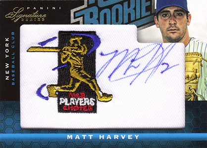 Matt Harvey Cards, Rookie Cards and Autograph Memorabilia Guide 23