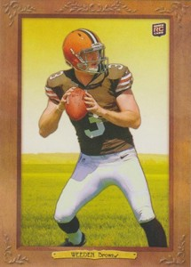 2012 Topps Turkey Red Football Variations Guide 5