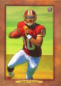 2012 Topps Turkey Red Football Variations Guide 19