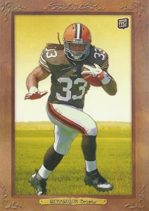 2012 Topps Turkey Red Football Variations Guide 9