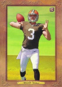 2012 Topps Turkey Red Football Variations Guide 6