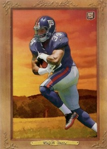 2012 Topps Turkey Red Football Variations Guide 4