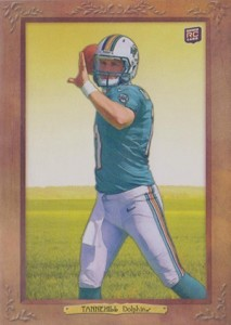 2012 Topps Turkey Red Football Variations Guide 12