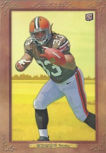 2012 Topps Turkey Red Football Variations Guide 10