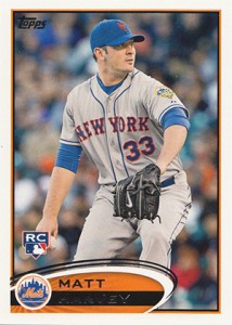 Matt Harvey Cards, Rookie Cards and Autograph Memorabilia Guide 24