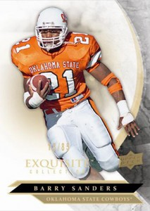 2012 Upper Deck Exquisite Football Cards 3