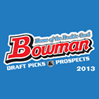 2013 Bowman Draft Picks & Prospects Baseball Cards