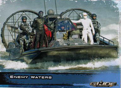 2013 Enterplay G.I. Joe Retaliation Trading Cards 19