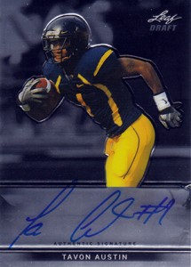 2013 Leaf Metal Draft Tavon Austin
