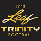 2013 Leaf Trinity Football Cards