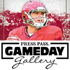 2013 Press Pass Gameday Gallery Football Cards