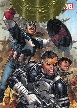 2013 Rittenhouse Marvel Greatest Battles Trading Cards 26