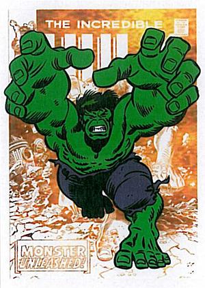 2013 Rittenhouse Marvel Greatest Battles Trading Cards 24