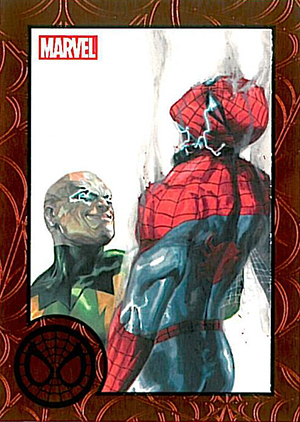 2013 Rittenhouse Marvel Greatest Battles Red Parallel