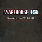 2013 Rittenhouse Warehouse 13 Season 4 Episodes 1 Thru 10 Trading Cards