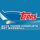 2013 Topps Baseball Complete Set - Hobby Edition Baseball Cards